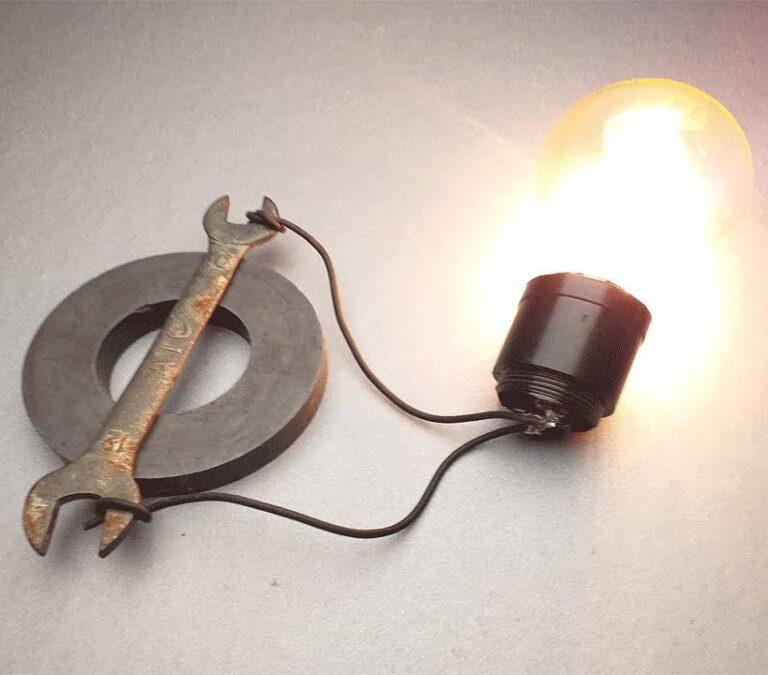 یک طرح ساده انرژی رایگان