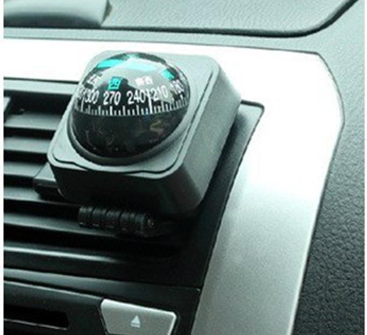 استفاده از قطب نمای خودرو