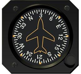 قطب نمای هواپیما