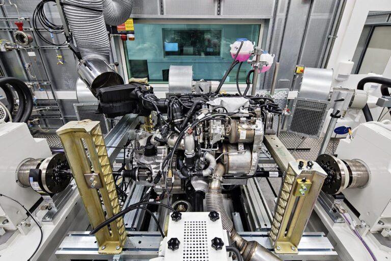سلول تست موتور اشکودا 1